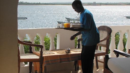 Lamu Island, Kenya: colazioni deliziose