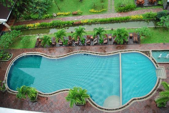 Hatyai Paradise Hotel & Resort: Nice swimming pool