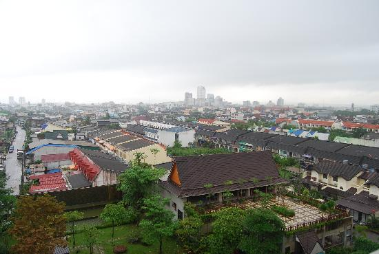 Hatyai Paradise Hotel & Resort: Great view of Hatyai City