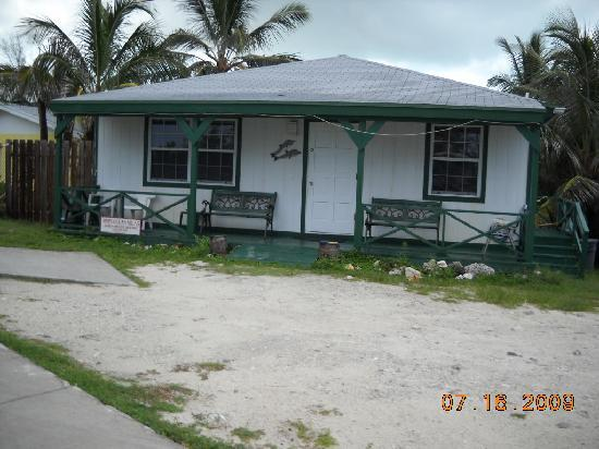 Bimini: cottage