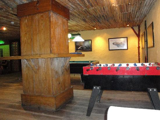 Coral Costa Caribe Resort U0026 Spa: Game Room, Bar, 2 Pool Tables And