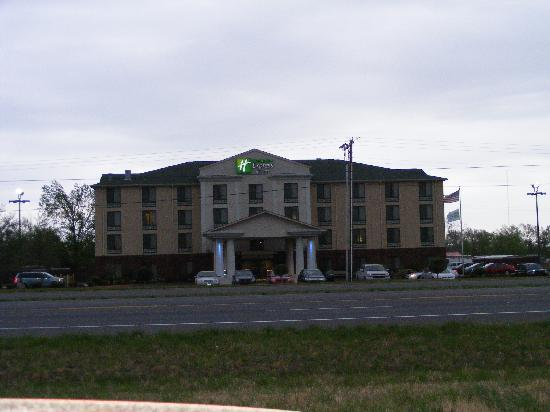 Holiday Inn Express Hotel & Suites Murray: Holiday Inn, Murray, KY