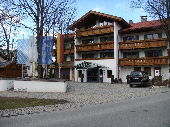 the oberammergau passion play video van oberammergau ober beieren tripadvisor. Black Bedroom Furniture Sets. Home Design Ideas