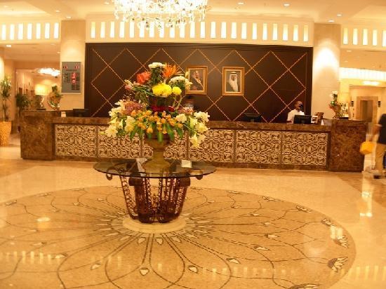 Al Marwa Rayhaan by Rotana-Makkah : Reception