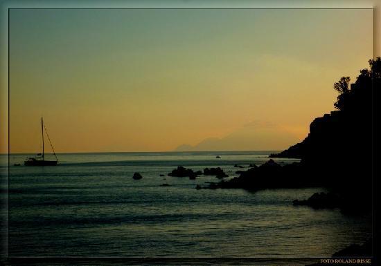 La Praia di Rinella: Rinella Isola Salina 1