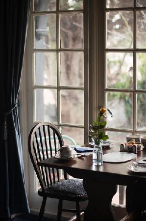 St Stephens Guest House: Breakfast room