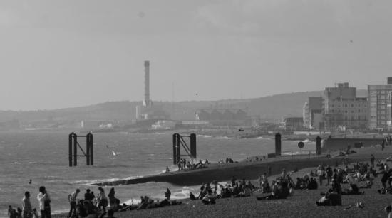 Bilde fra Brighton Beach