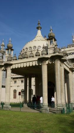Bilde fra Royal Pavilion
