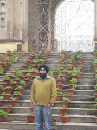 Bilde fra Lucknow