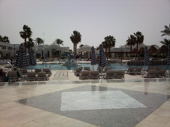 Maritim Jolie Ville Resort & Casino Sharm El-Sheikh : Jolie Ville main pool