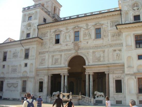 Villa medici accademia di francia a roma rome all you need to know before you go with - Villa medicis rome chambres ...
