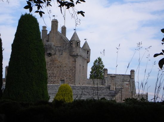 Nairn, UK: Cawdor Castle 25th July 08