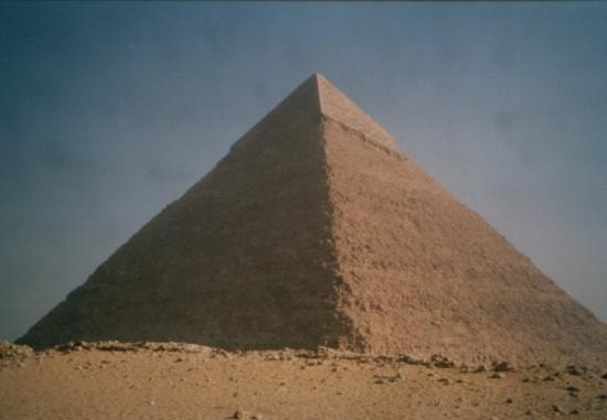 Cheops-Pyramide: Cheops pyramid