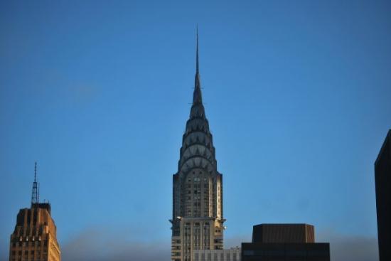 Chrysler Building : Vistes de dia