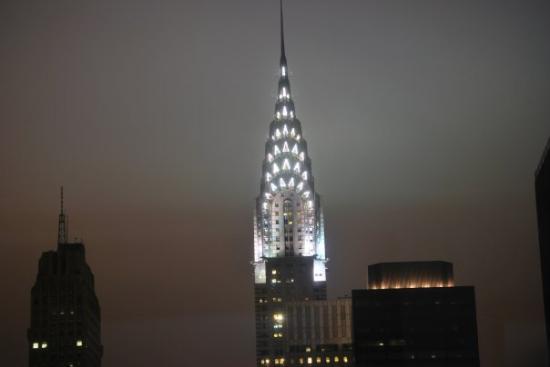Chrysler Building : Vistes des de l'habitació