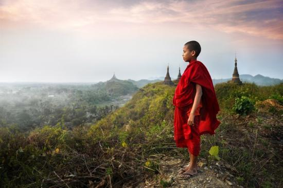 Mrauk U, Birma: 'My Kingdom'