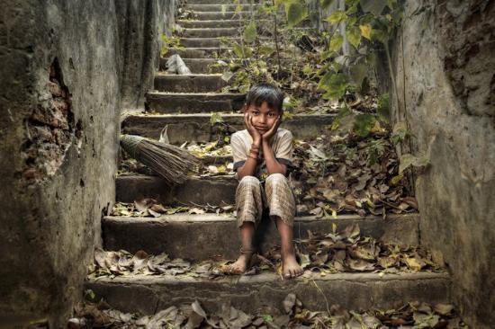 Мандалай, Мьянма: 'A Burmese Fairy Tale'