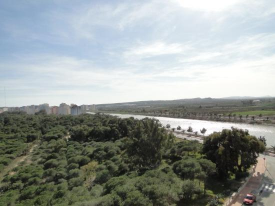Guardamar del Segura, สเปน: Río Segura- Guardamar
