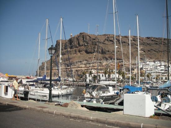 Puerto de mog n little venice bild fr n puerto de mog n - Pension eva puerto de mogan ...