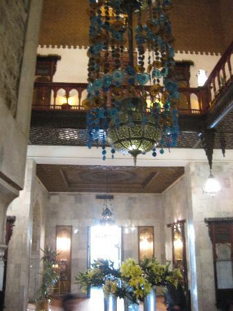Khan El Khalili : Inside the Hotel
