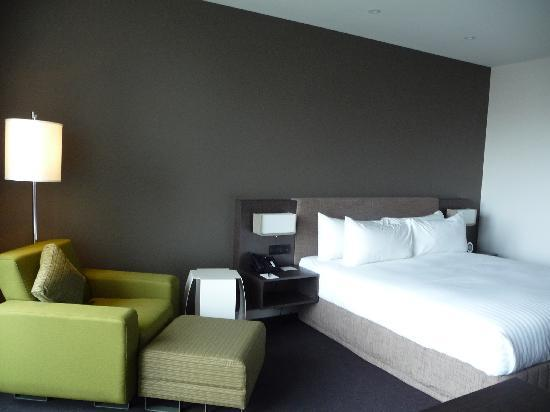 Crowne Plaza Adelaide: CP Deluxe Room