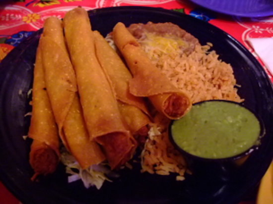 Cholos Homestyle Mexican Restaurant: いちばん美味しかった