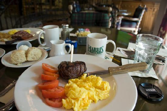 Harris Ranch Inn : Delicious Breakfast!