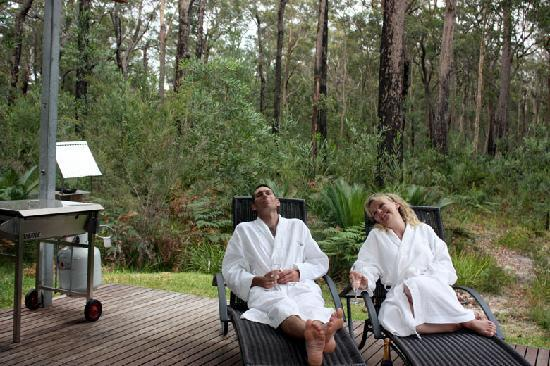 The Bower at Broulee: Romantic getaway