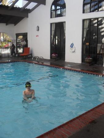 Holiday Inn Express San Clemente North: A fun place to swim