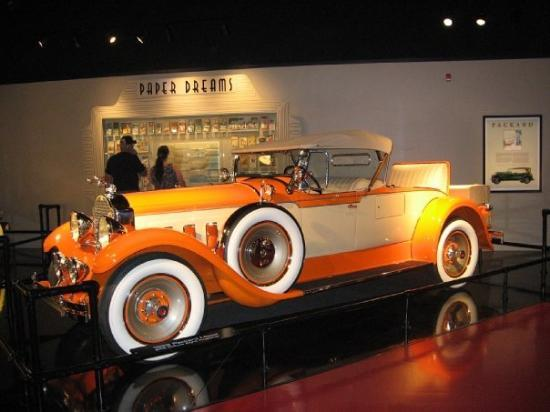 Sarasota Classic Car Museum : Just south from the Dali Museum, across the street from the ringling museums.  one of my favo