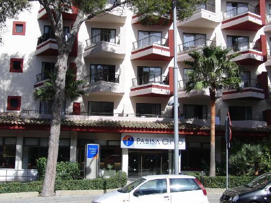 Pabisa Chico: Hotel