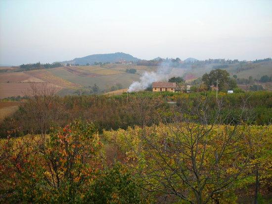 Savignano sul Panaro, Ιταλία: panorama