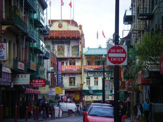 Китайский квартал: chinatown