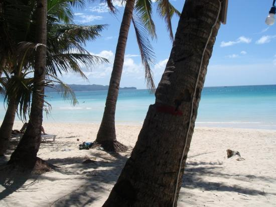 White Beach Foto
