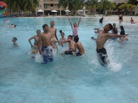 PRIMALAND Port Dickson Resort & Convention Centre (PRCC) : great jumping!!!