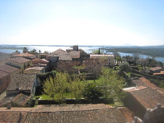 Béjar, España: Granadilla, un sitio para visitar