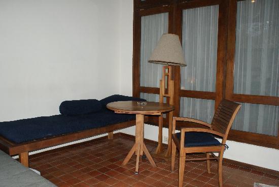 Rumah Mertua Boutique Hotel & Garden Restaurant & Spa: Patio