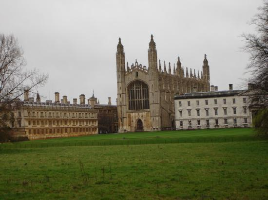 King's College: Kings College at Cambridge, U.K.