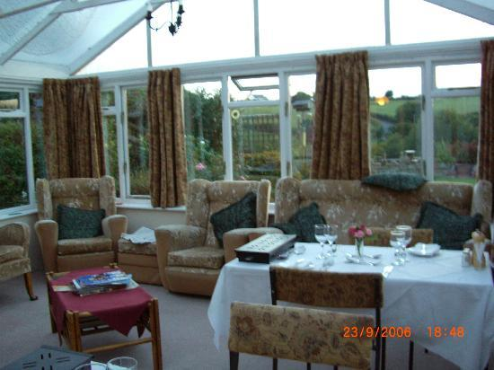 West Down conservatory
