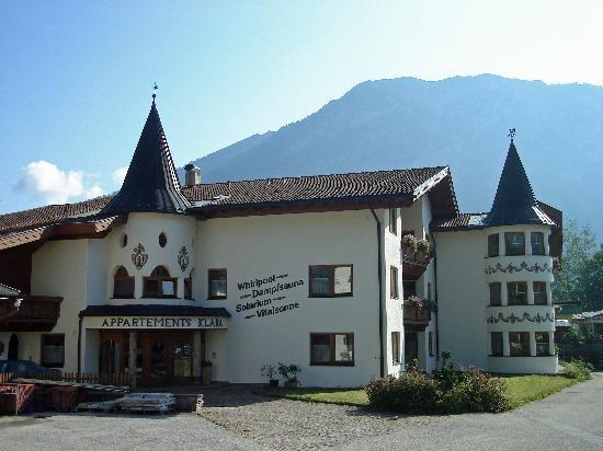 Rosenegger Hotel: Appartementhaus Klara