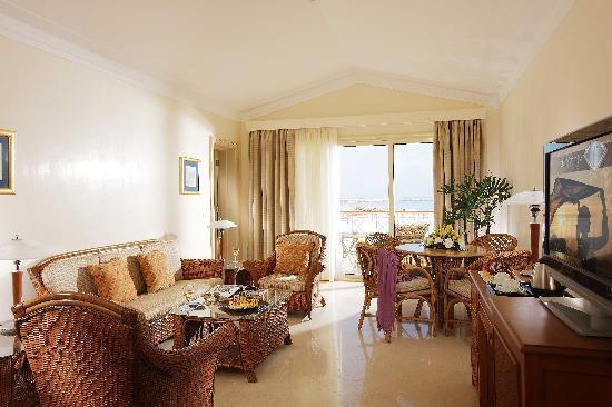 Ecotel Dahab Bay View Resort: The room