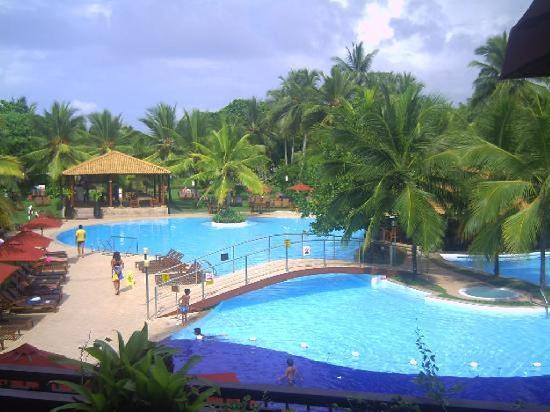 Eden Resort & Spa: piscine