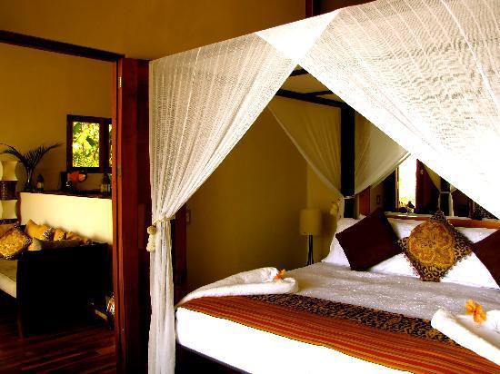 Casa Chameleon Hotel Mal Pais: Ultra Villa Bedroom