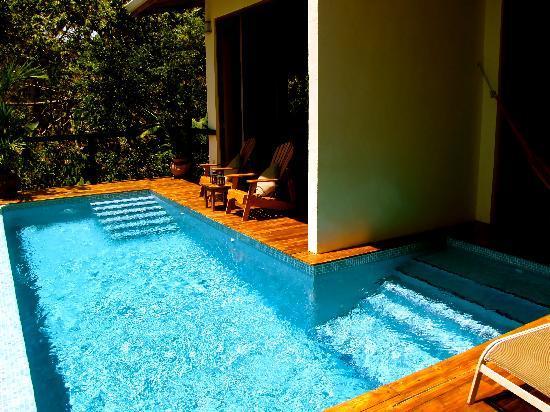 Casa Chameleon Hotel Mal Pais: Ultra Villa Pool