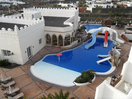 Dream Palace Hotel Playa Blanca Lanzarote