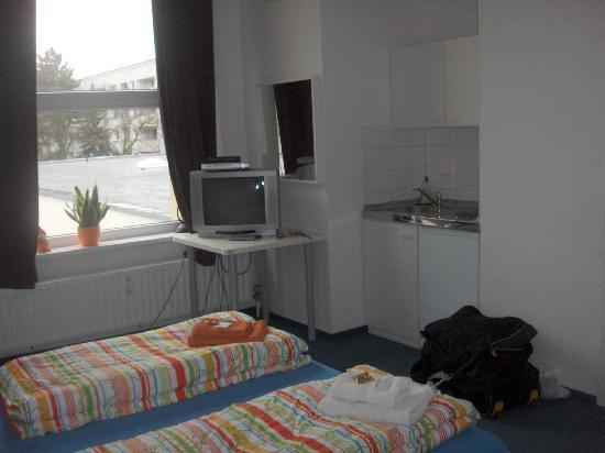 Inn-Berlin: our flat