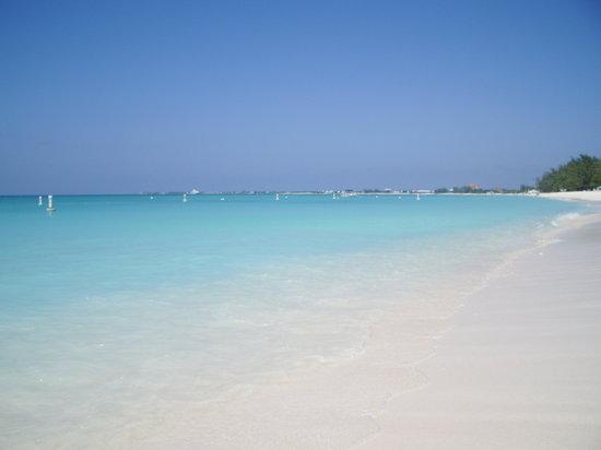 Sunshine Suites Resort : Ahhh, 7 Mile Beach
