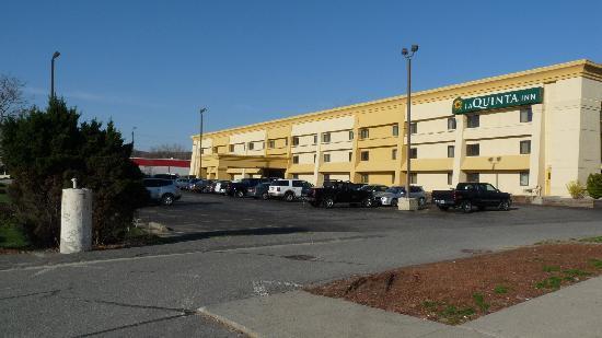 La Quinta Inn Auburn Worcester: The hotel