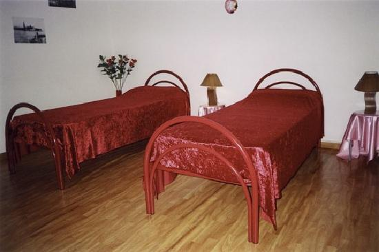 Residenza Maddalena: camera a due letti