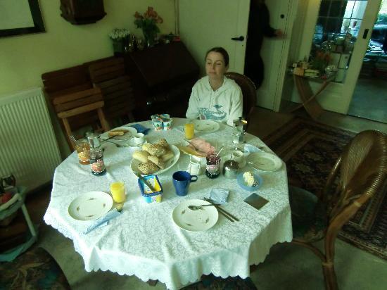 Elsa's Home: Der Frühstücks-Wohnzimmer-Raum